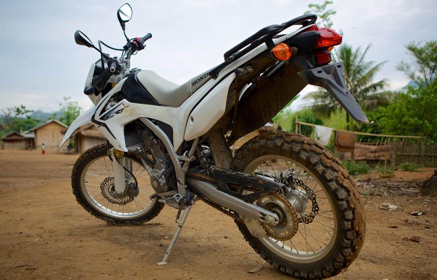 Honda CRF 250 Laos