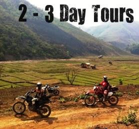 Tour Moto 2-3 Jours